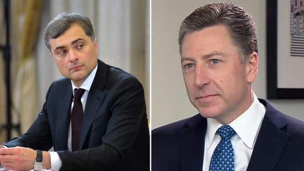 7 октября Курт Волкер встретится с Владиславом Сурковым