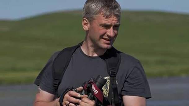 СБУ выдворила из Украины российского журналиста телеканала НТВ Вячеслава Немишева