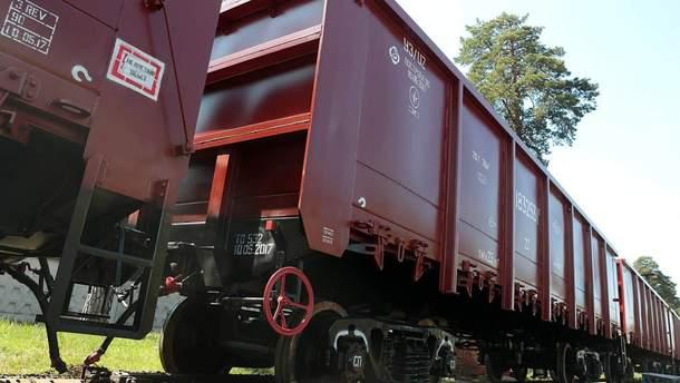 """З початку року ПАТ """"Укрзалізниця"""" збудувала власними силами понад 1400 вагонів"""