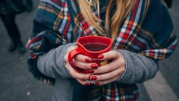 Чай не только согревает, но и улучшает здоровье