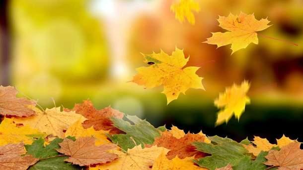 Прогноз погоди в Україні на п'ятницю, 6 жовтня