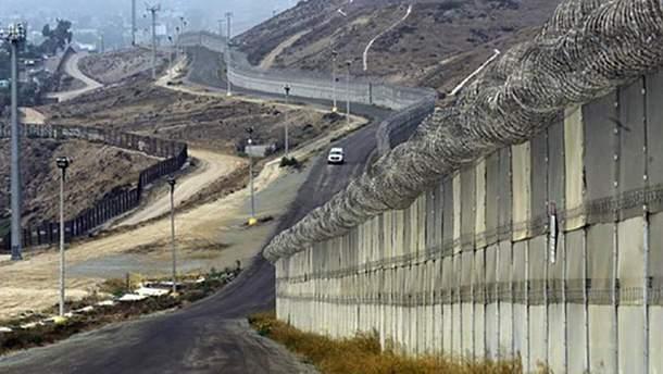 Укрепления границ в США