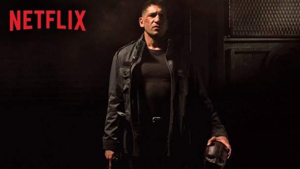 """Netflix і Marvel скасували прем'єру серіалу """"Каратель"""""""