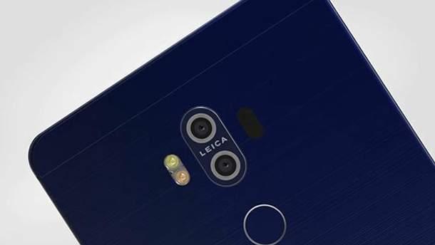 Huawei Mate 10 презентуют 16 октября