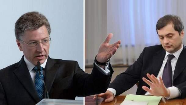 Волкер і Сурков планують чергову зустріч