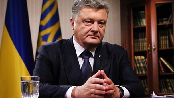 Порошенко погодився, що законопроект по Донбасу має включати і питання Криму