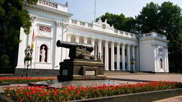 Обыски в Одесском городском совете