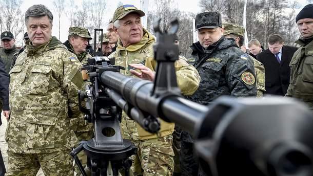 Порошенко должен подписать указ об использовании ВСУ на Донбассе
