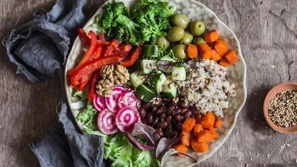 Чи сприяє схудненню вегетаріанська дієта