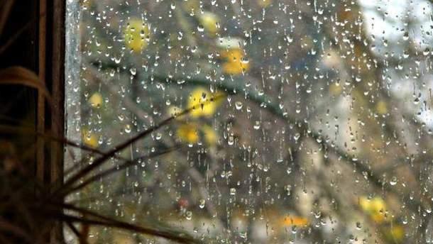 Прогноз погоды в Украине на воскресенье, 8 октября