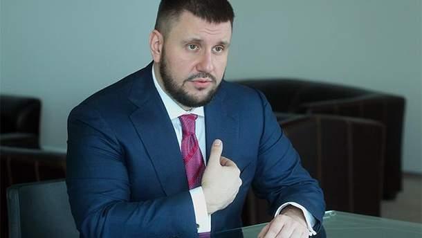 Справа Клименка: майно екс-міністра передано Нацагентству з повернення активів