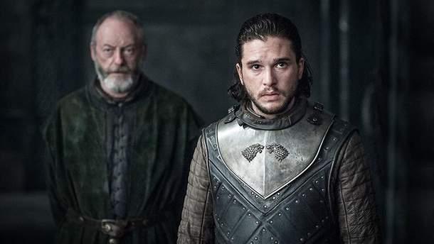 """Коли відбудеться прем'єра  """"Гри престолів""""?"""