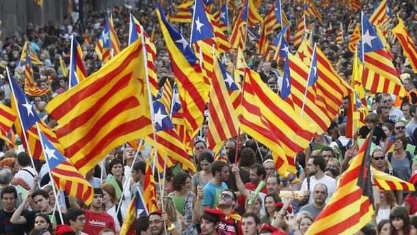 Каталония может остаться вне Евросоюза