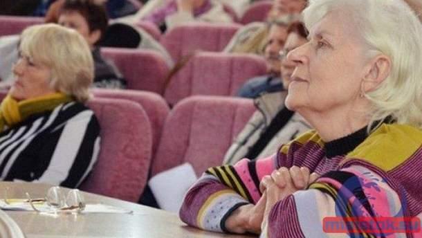 В университеты Луганска идут даже старики, ради денег