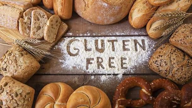 Безглютеновая дієта для схуднення - шкода і користь: список продуктів