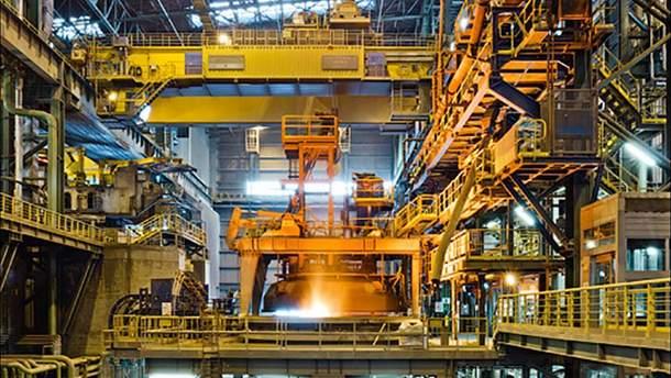 На украинскую сталь ЕС ввел пошлину