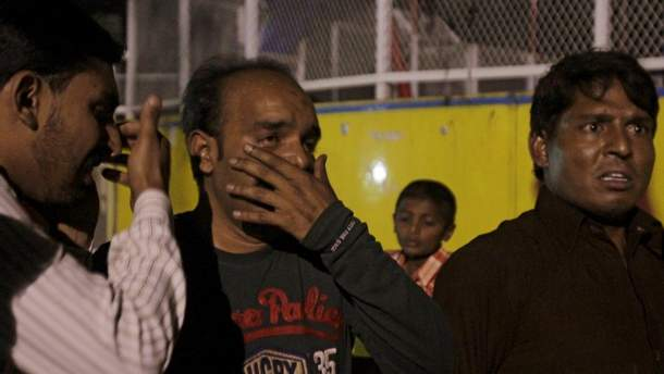 У Пакистані терорист-смертник підірвався біля храму, загинуло 18 людей
