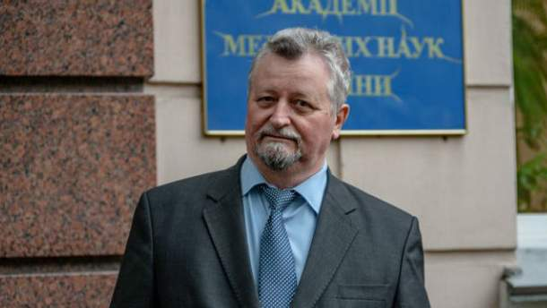 Виталий Цимбалюк считает критику академиков по возрасту несправедливой