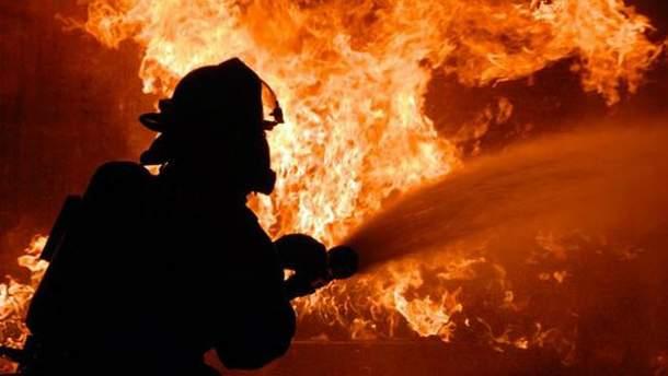 С начала года в пожарах в Украине погибли 1144 человека