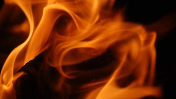 В Хмельницком произошел пожар в многоэтажке
