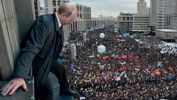 7 жовтня Володимиру Путіну виповнюється 65 років