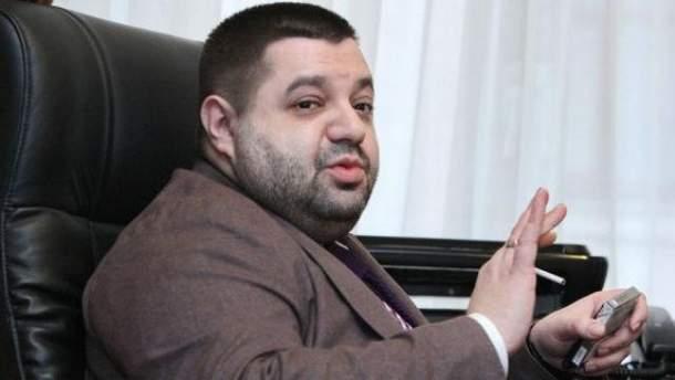 Олександр Грановський запевнив, що його машину не викрадали