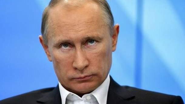 Хто привітав Путіна з днем народження