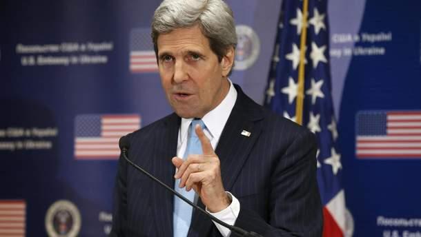 Керри сделал тревожное заявление по поводу ситуации с коррупционерами в Украине