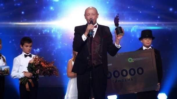 Паул Пшеничка став переможцем національної премії Global Teacher Prize Ukraine 2017