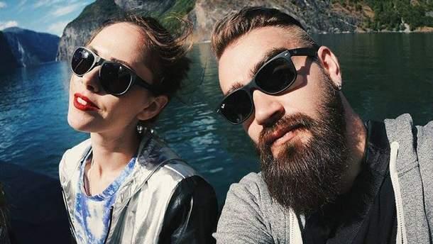 Юлия Санина и Владимир Бебко