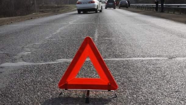 Аварія з пасажирським автобусом сталась у Києві
