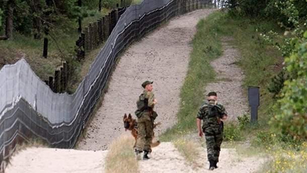 Пограничников не похищали