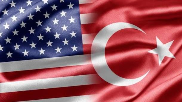 США зупинили видачу віз громадянам Туреччини