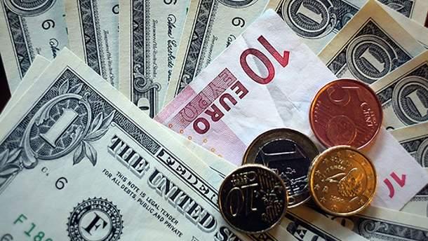 Наличный курс валют 9 октября в Украине