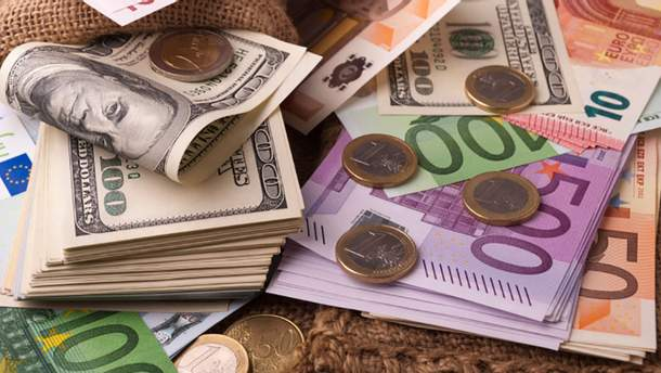 Курс валют НБУ на 10 жовтня: євро та долар суттєво впали у ціні