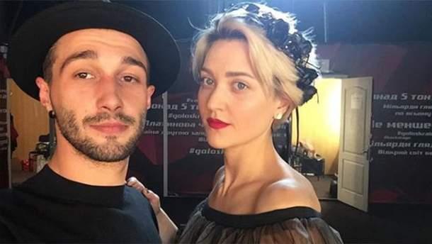 Вера Кекелия и Роман Дуда женятся