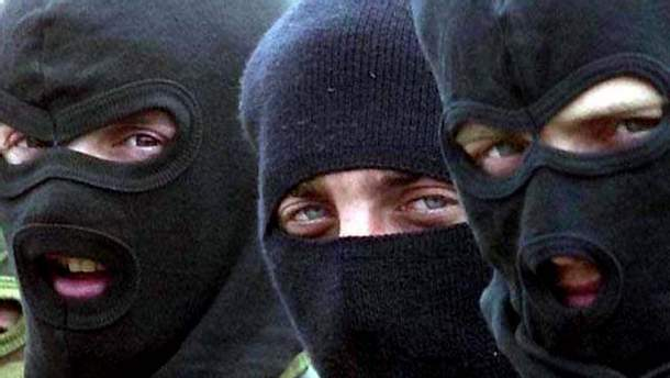 Невідомі в масках пограбували пасажирів автобуса на Херсонщині