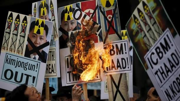 Японія можливо підтримає удар по КНДР