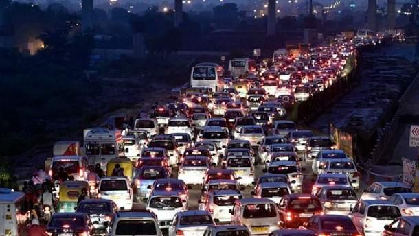 Города с худшими транспортными условиями в мире