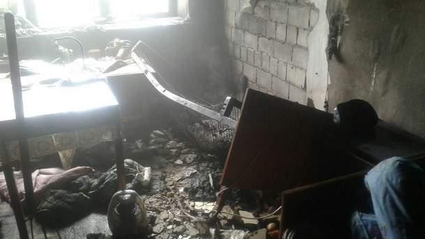 В Винницкой области загорелось студенческое общежитие