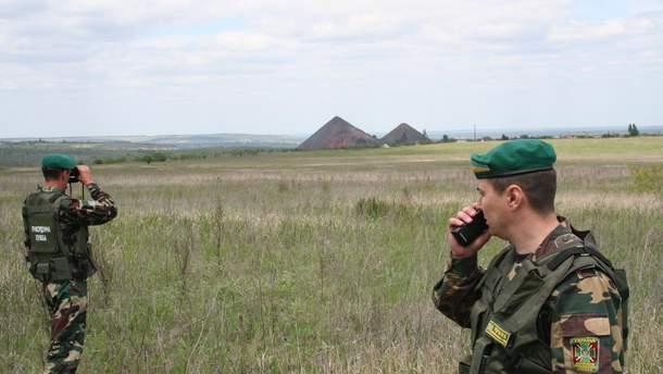 Суд РФ арестовал двух задержанных украинских пограничников