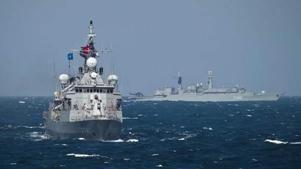 НАТО посилить присутність у Чорному морі