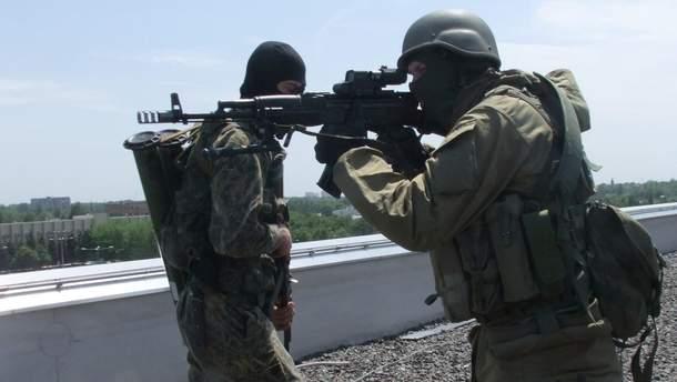 Террористы в Донецком аэропорту расстреляли своих по приказу Бородая