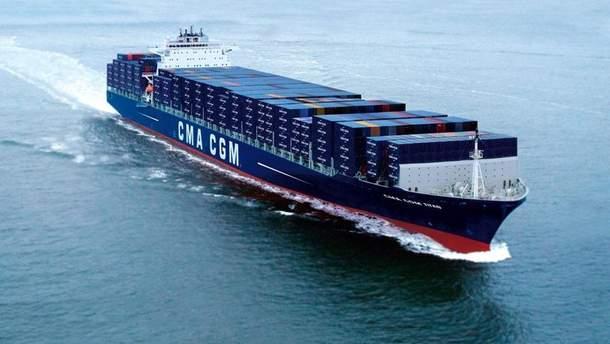 ООН заборонила чотирьом суднам заходити в усі порти світу