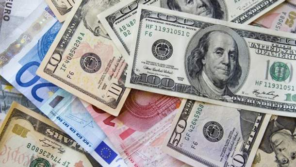Готівковий курс валют 10 жовтня в Україні