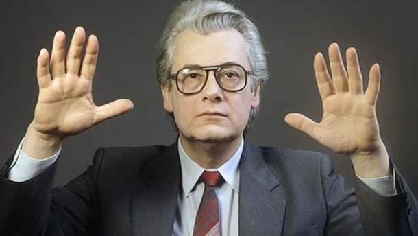"""Помер відомий """"цілитель"""" Алан Чумак"""