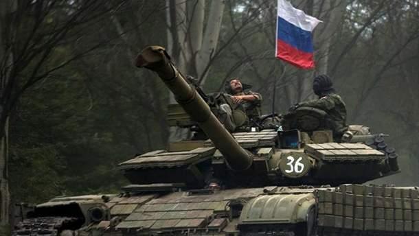 Як еволюціонували російські війська на Донбасі