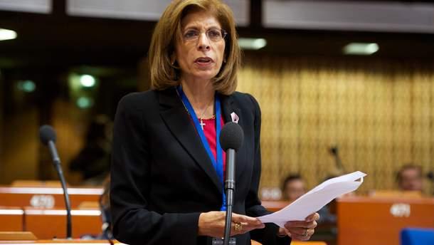 Стелла Кириакидес – новый президент ПАСЕ
