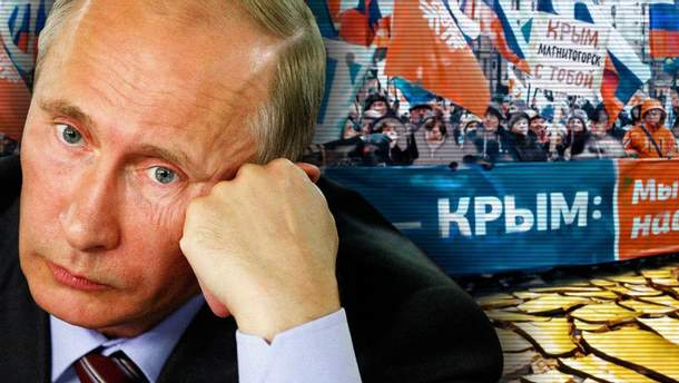 Путін і Крим