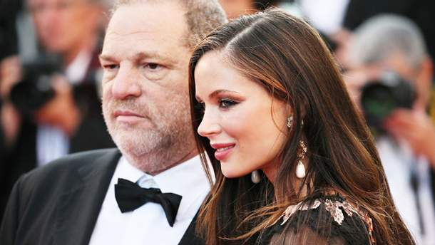 Жена Харви Вайнштейна подала на развод из-за секс-скандала в Голливуде